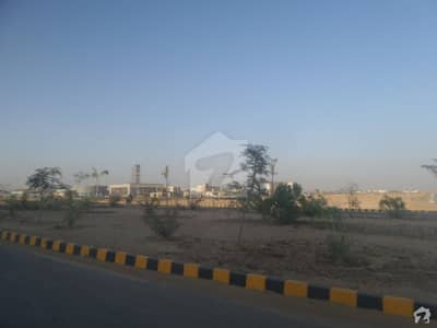 Highly-desirable 500 Square Yards Residential Plot Is Available In DHA City - Sector 10