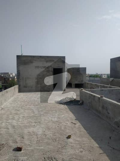 12 Marla Spanish Grey Structure House For Sale At Very Reasonable Price