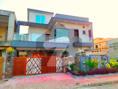 Back Open Luxurious House For Sale In Sector Overseas Bahria Town