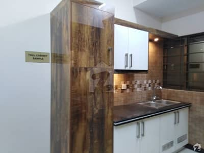 South West Open 4th Floor Flat Is Available For Sale In G +9 Building