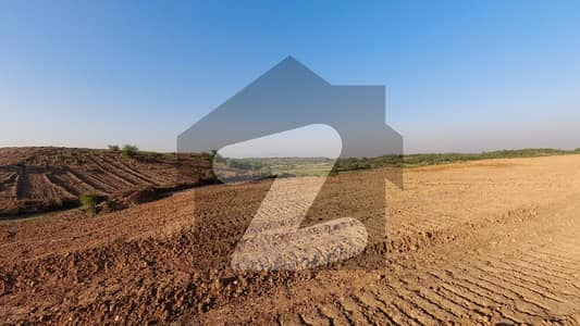 5 Marla Plot File For Sale In Kingdom Valley On Easy Installments