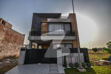 Khalifa Estate Offer Superb 05 Marla Outclass Brand New Luxury Bungalow For Sale