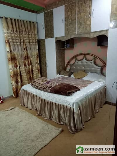 Fully Furnished 3 Marla House For Sale