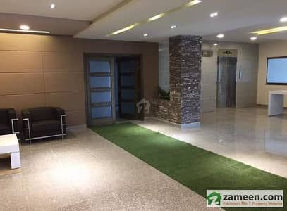 Apartment Is Available In Fully Residential Building In E-11