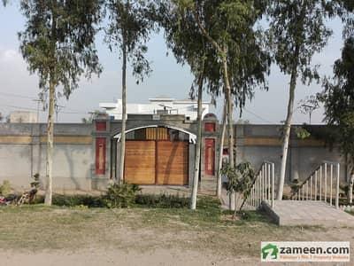 6 Kanal Beautiful Farm House Is Available For Sale