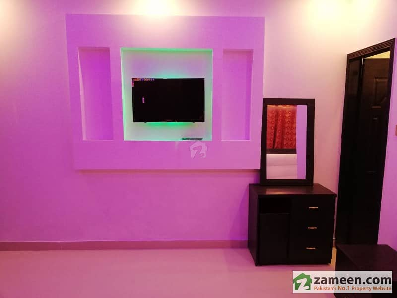 Furnished Rooms Available In Allama Iqbal Town
