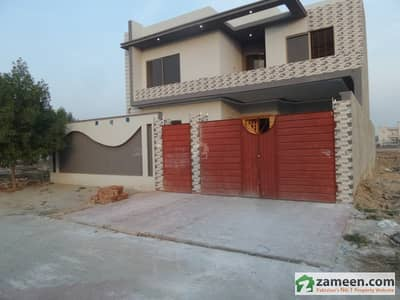 11 Marla Double Storey Brand New Furnished Bungalow For Sale At Al Raheem City
