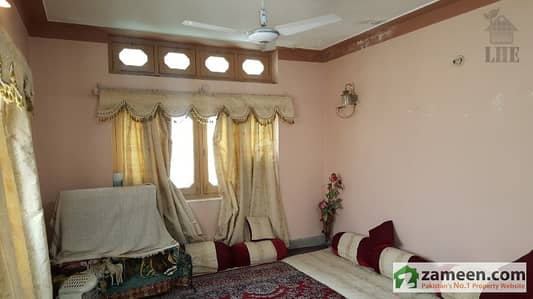 1600 Sq. ft House For Sale In Shair Mohammad Town Double Road