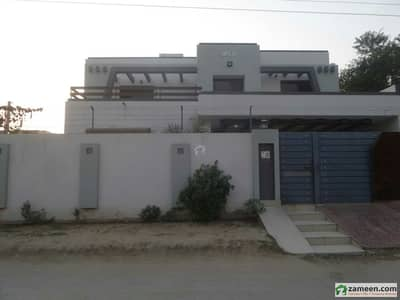 Double Story Beautiful Furnished Corner Upper Portion Available For Rent At Main Suffa School Road, Okara