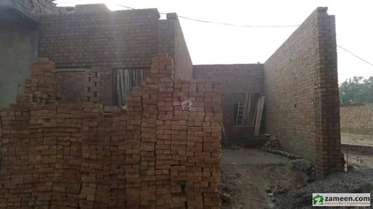 Double Storey House For Sale At Sabza Zaar Colony Okara