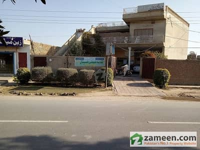 28 Marla Double Storey House For Sale In Garden Town Bahawalpur