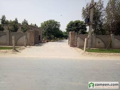 3 Acre Farm House Available For Sale On Airport Road Bahawalpur