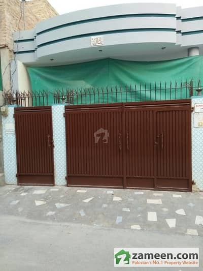 10 Marla House For Sale In Garden Town Bahawalpur