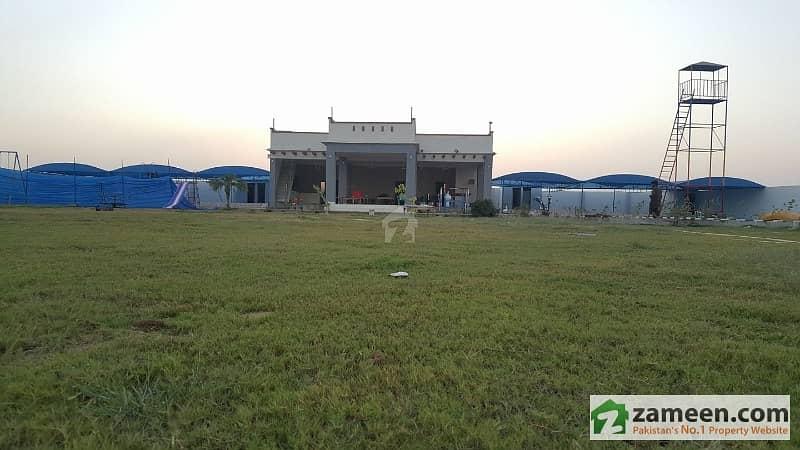 Farm Houses PLOTS Land on installments and Possession on 50 percent near DHA City Bahria Town Karachi