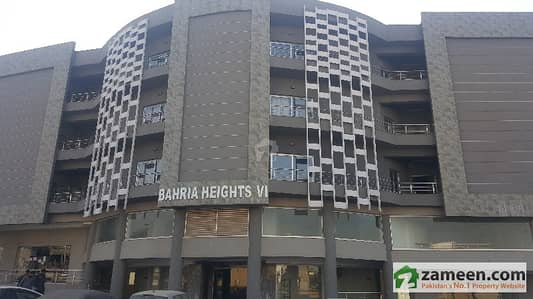 Beautiful 2 Bedroom Fully Furnished Flat For Rent In Bahria Town Phase 8 Bahria Heights 6