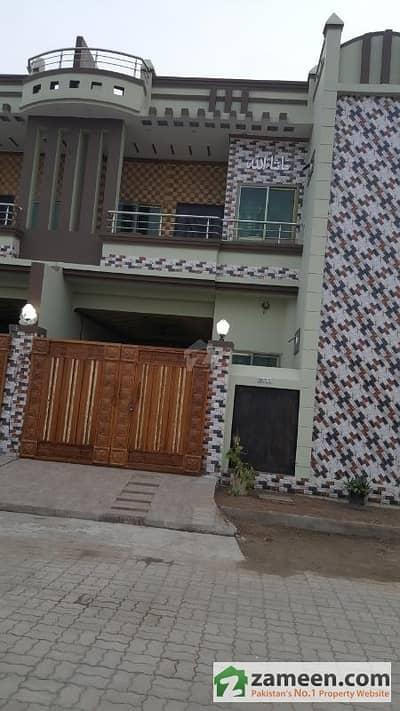 6 Marla Corner House In Harrar City Villas Sialkot