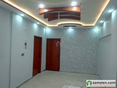 Raza Mobile Mall Malir Flat For Urgent Sale