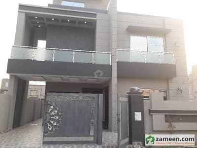 10 Marla Brand New House For Sale In Tariq Garden Housing Society 60 Feet Road Near Main Soceity Gate