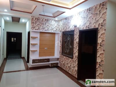 10 Marla Brand New House For Sale Near Wapda Round About Gourmet Bakery