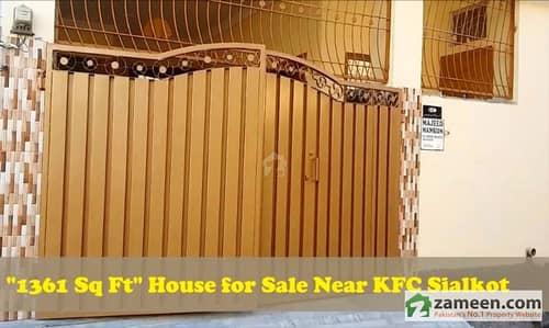 Brand New House Near KFC Sialkot