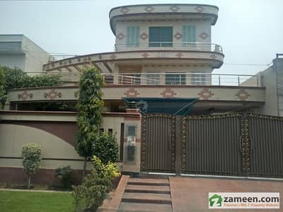 Beautiful 1 Kanal Upper Portion For Rent In NFC 1
