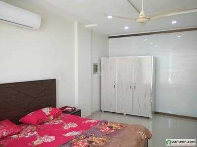 Luxury Fully Furnished Flat Is Available For Rent In Bahria Town