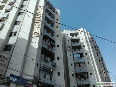 4th Floor Flat Is Available For Sale In Basera Tower Gulistane Jauhar - Block 17