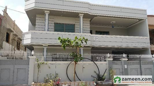 Brand New House For Sale In Gulistan E Jauhar Block 12 Ground 1