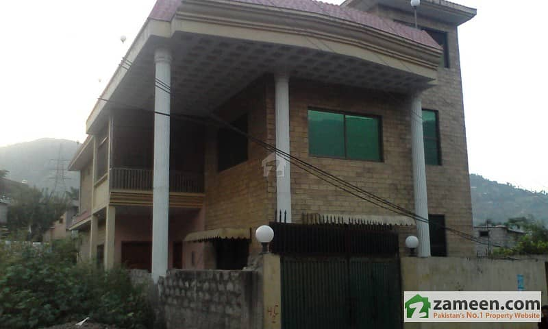 14 marla renovated house is available for sale at sund gali - upper chattar muzaffarabad