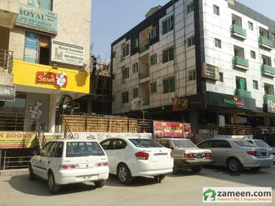 ایم پی سی ایچ ایس - اسلام آباد گارڈن ای ۔ 11/3 ای ۔ 11 اسلام آباد میں 2 کمروں کا 3 مرلہ فلیٹ 58 لاکھ میں برائے فروخت۔