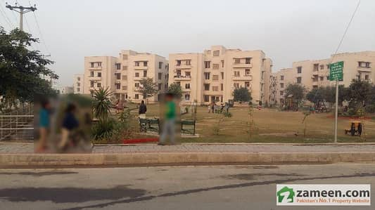 02 Bed Room Flat For Rent In Army Officers Housing Society Askari Xi Sector C Lahore Cantt