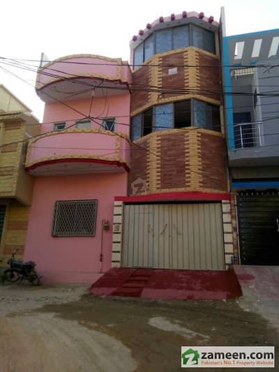 100 Square Yard Double Storey Bungalow For Sale