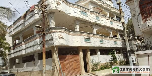 Chance Deal City Villas 305 Sq Yard Well Furnished Double Storey Bungalow