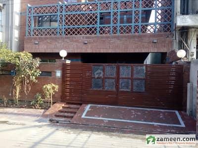 10 Marla House In Wapda Town Phase 1  Block E2