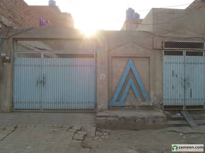 Single Story Beautiful House For Sale At Shalimar Town, Okara