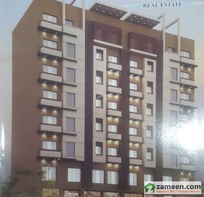 Flats Available On Installments  Cash At Phase 8 Adjacent To New Bahria Hq
