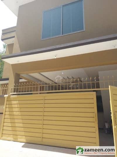 9 Marla Brand New House For Sale In Gulzar E Qaid