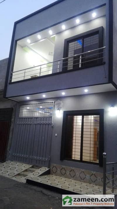 3 Marla House For Sale Shershah Colony Ichra Lahore