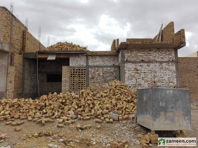 Under Construction House For Sale At Zarghoon Abad Phase 3