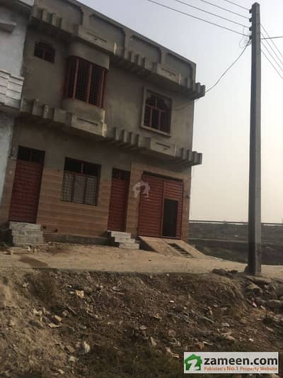 5 Marla New Double Storey House For Sale With Beautiful Views