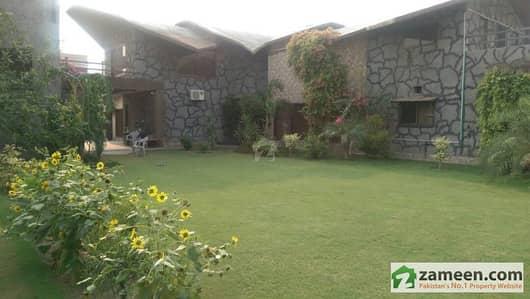 44 Marla Farm House Available For Rent