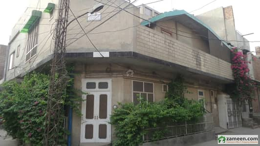 House For Sale At Jhang Road Gulfishan Colony