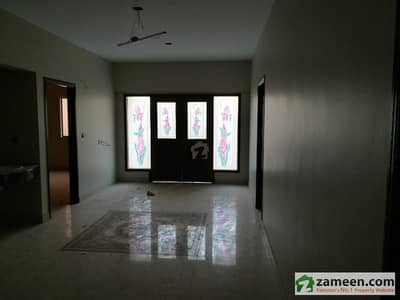 3 Bed Portions In Muslimabad Society Dadabhai Naoroji Road - Near Kda Lawn For Sale