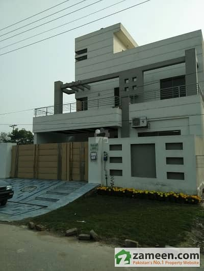 10 Marla 4 Beds House For Sale