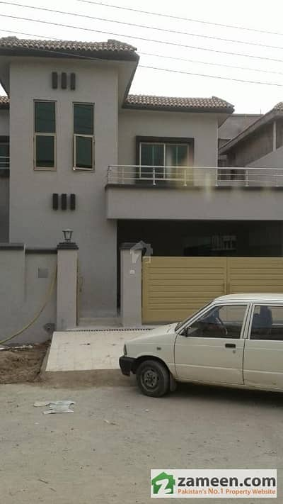 Brand New Askari House For Sale