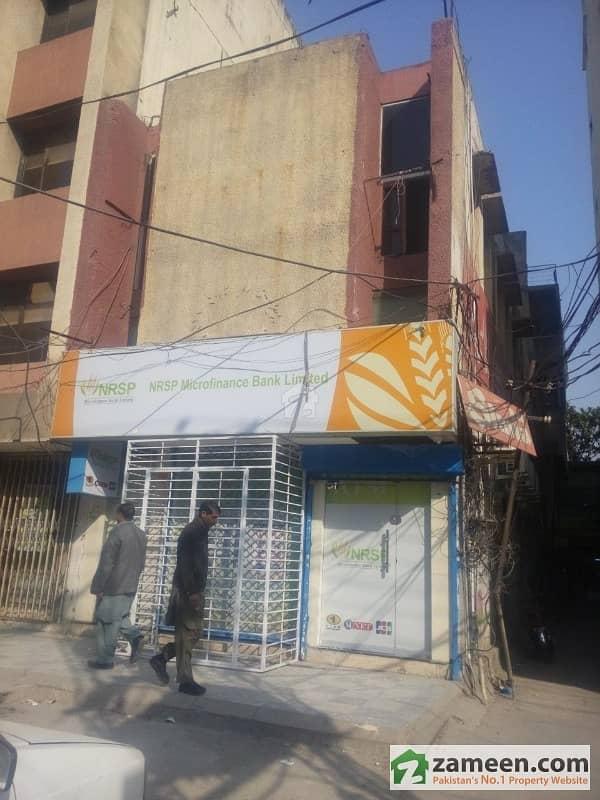 4 Marla Commercial Building Bank Road Saddar Rawalpindi Bank