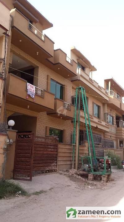 Stylish Duplex Newly Constructed House