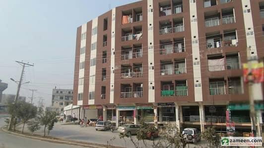 کورنگ ٹاؤن اسلام آباد میں 2 کمروں کا 3 مرلہ فلیٹ 27.5 لاکھ میں برائے فروخت۔