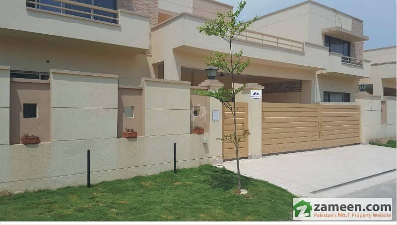 17 Marla Brig House For Sale In F Sector Askari 10 Lahore Cantt