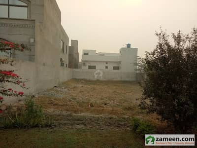 One Kanal Plot In J H Block Available For Sale On Raiwind Road Lahore